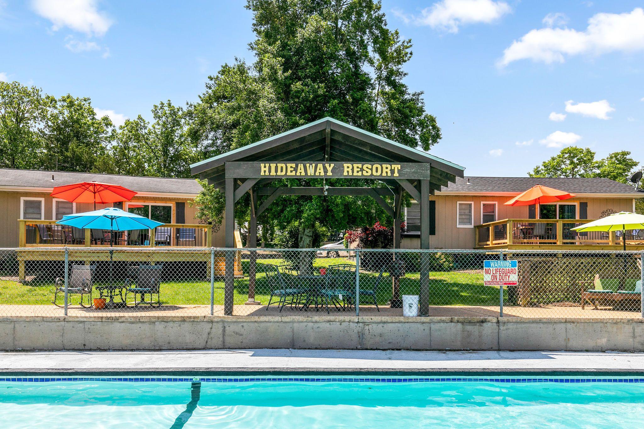Hideaway Resort Pool