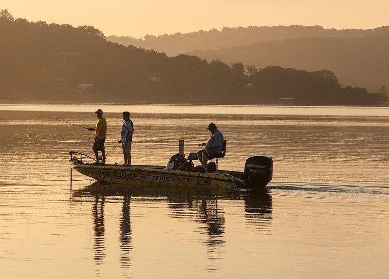 Table Rock Lake Fishing