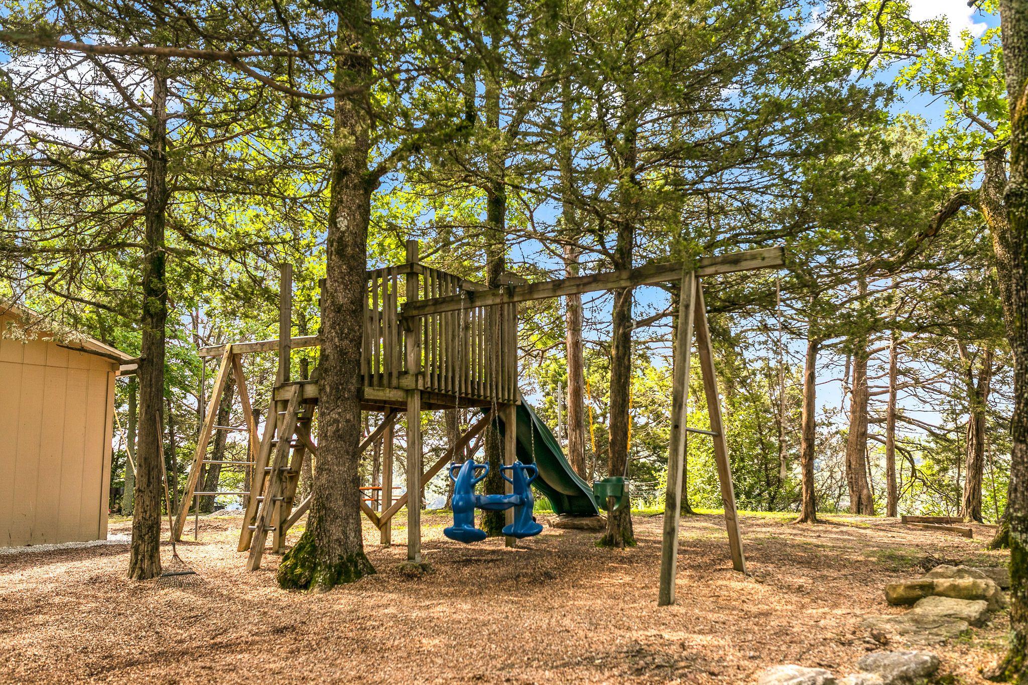 Hideaway Resort Playground